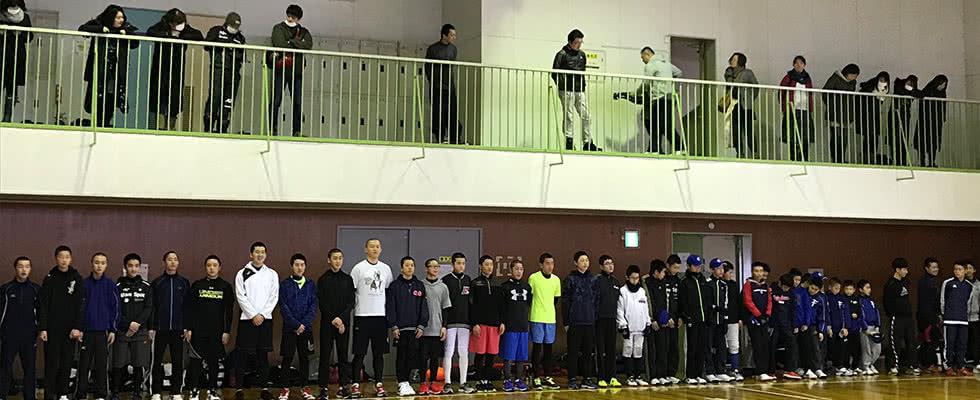 ベースボール セミナー in 秋田