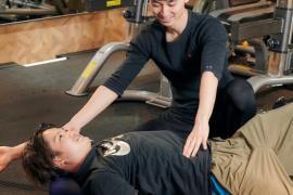 運動初心者の方に対するパーソナルトレーニング 難しい or 簡単 ?